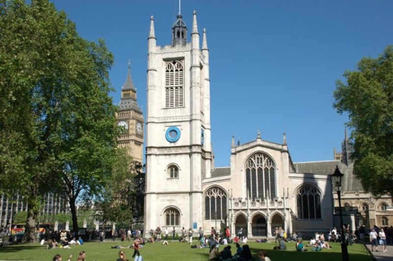 St. Margaret's Church at Westminster Abbey